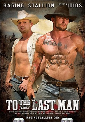 Sales of Raging Stallion's western porn epic To the Last Man have surprised ...
