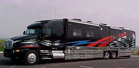Will Smith's RV Motorhome
